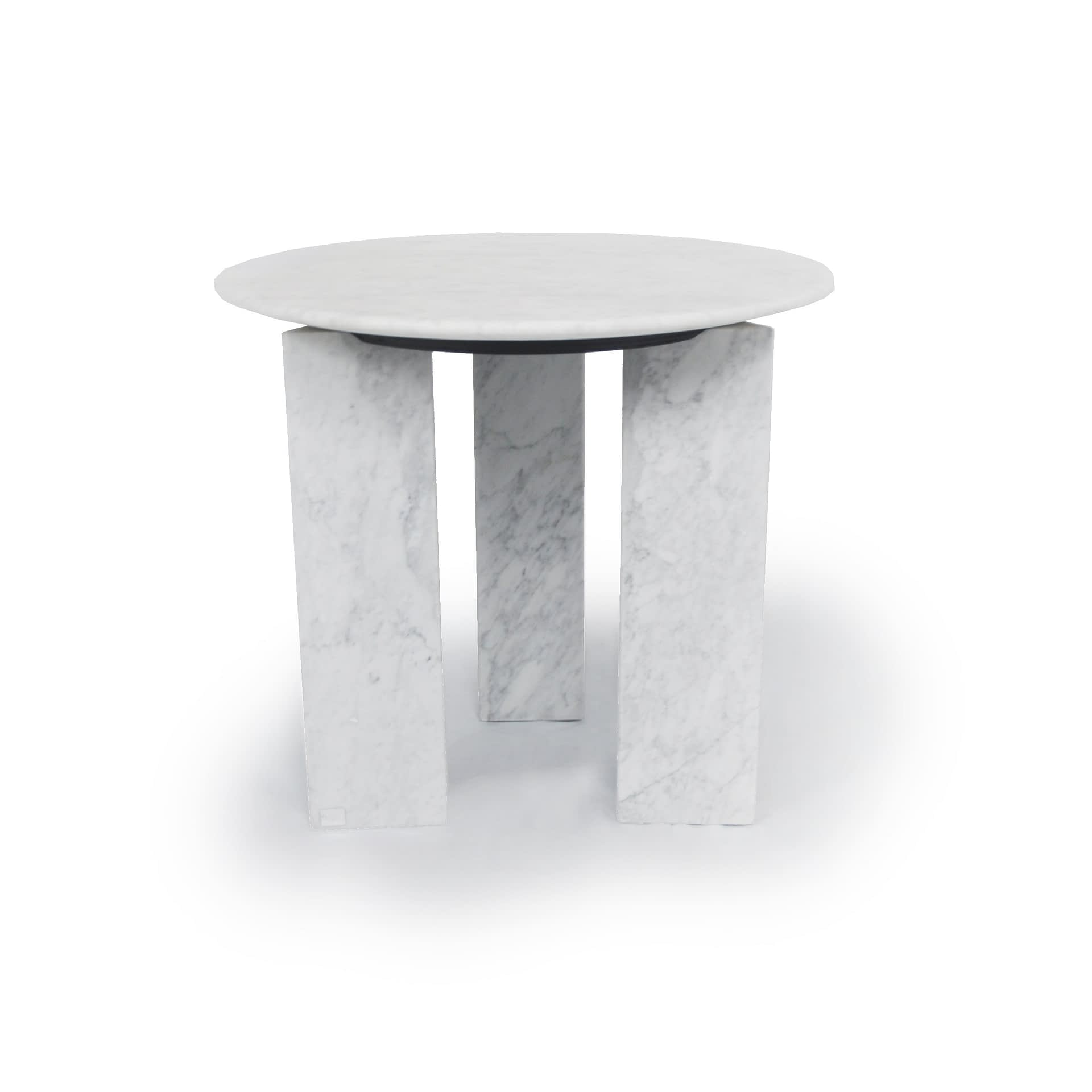 Picture of: Alba Round Side Table Merlino Furniture